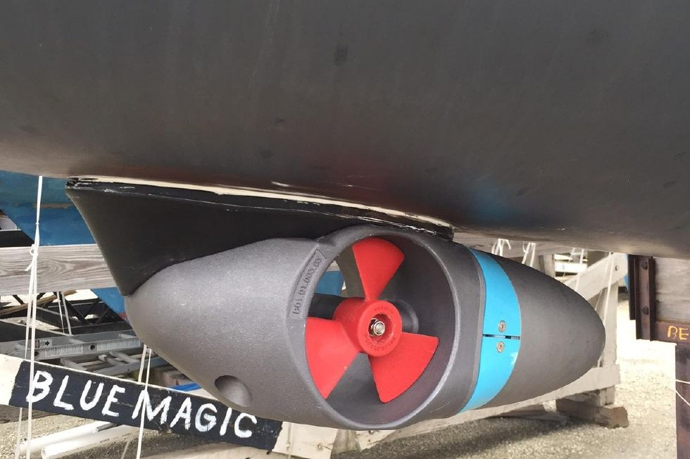 NEW Bow Thruster