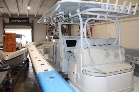 2017 Yellowfin 39 ft lauderdale FL for sale - Next Generation Yachting