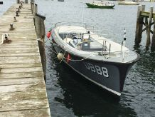 1989 Willard Marine UB88