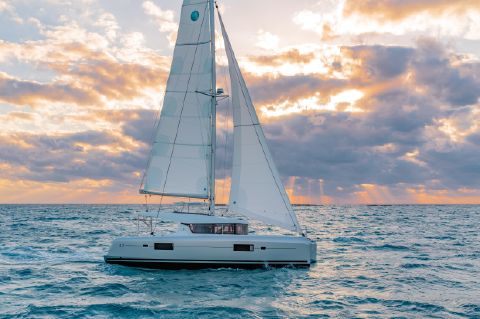 2019 Lagoon 42 - Manufacturer Provided Image: Lagoon 42