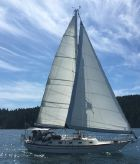 1990 Pacific Seacraft 37