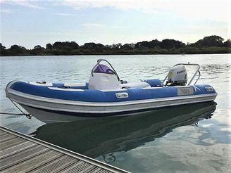 2007 Rib-X 450