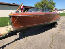 1946 Chris-Craft Custom Runabout