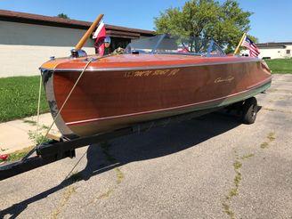 1946 Chris-Craft Custom Runabout