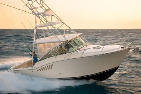 2007 Albemarle 330 Express Fisherman - Manufacturer's Photo