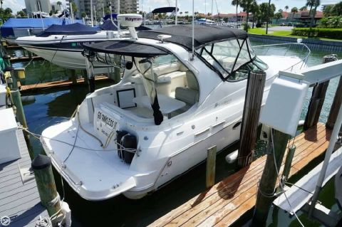 2000 Cruisers Yachts Esprit 3375