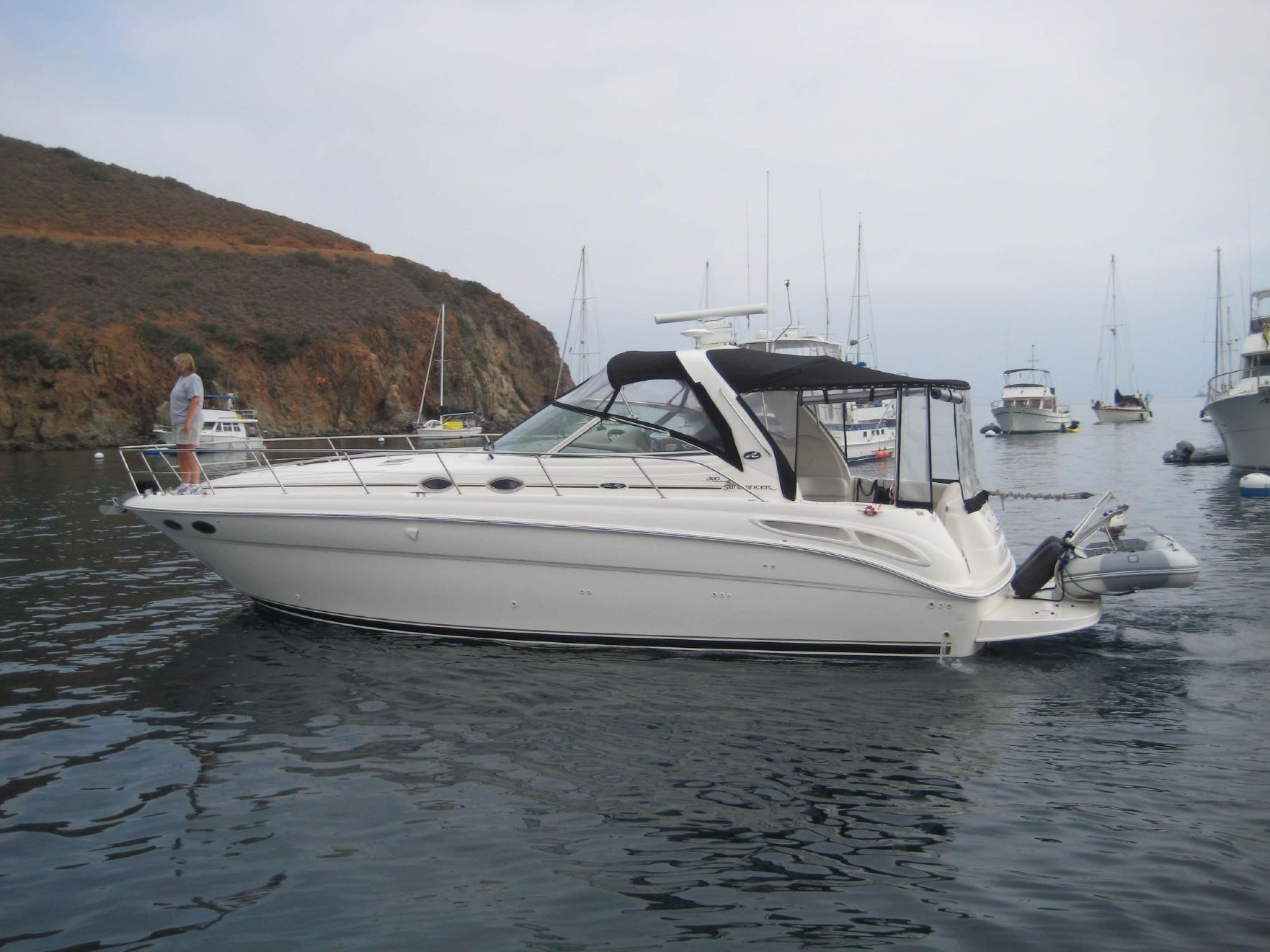 Sea Ray 380 Sundancer Express Cruiser for sale