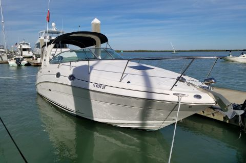2009 Sea Ray Sundancer 280