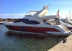 2008 Azimut 62 Evolution
