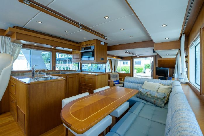 2014 Grand Banks BoatsalesListing Maine