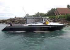 2004 Custom Rainbow Runner Sportfisher 44