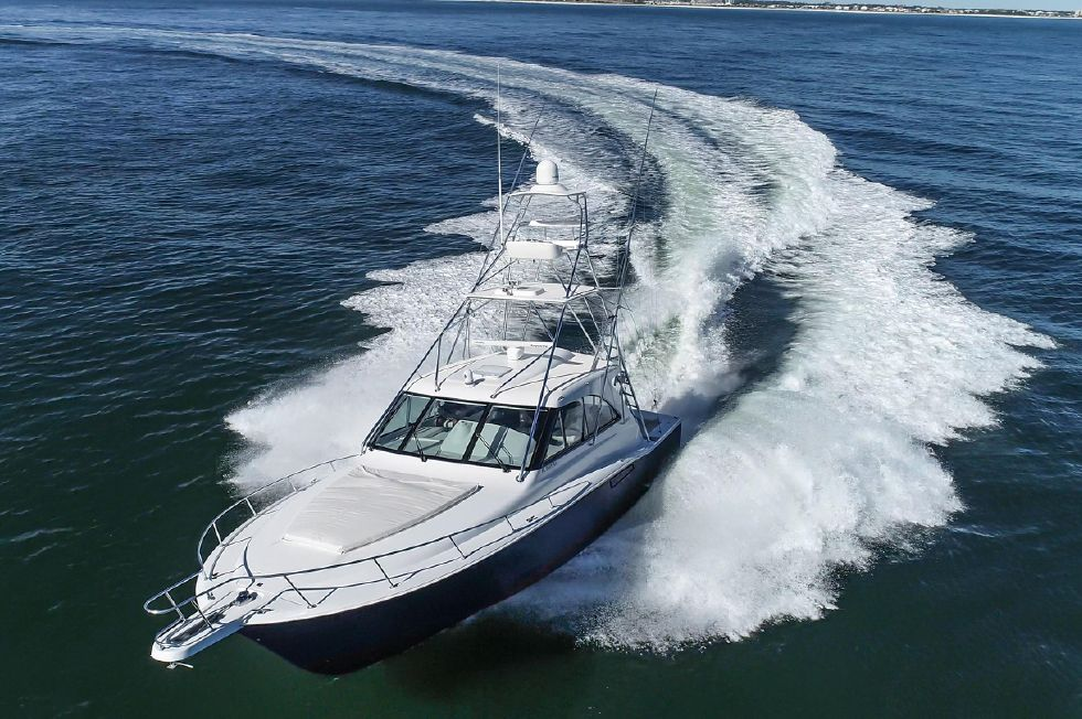 2011 Cabo 44 HTX