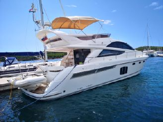 2009 Fairline Phantom 48