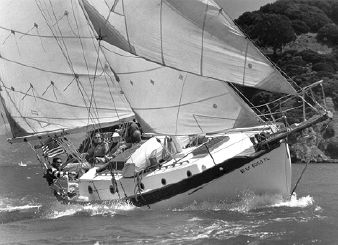 1973 Westsail cutter