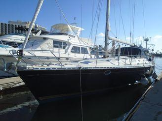 2001 Jeanneau Sun Odyssey 52.2