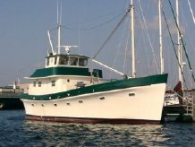 1985 North Sea Boats Custom Long Range Pilothouse