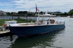 2021 Valhalla Boatworks V37 Center Console