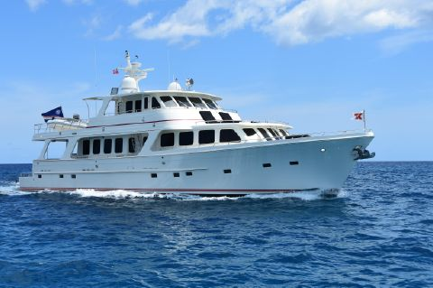 2007 Offshore Yachts Motoryacht - Miss Anna