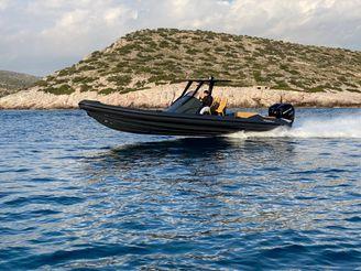2020 Ribco seafarer 33