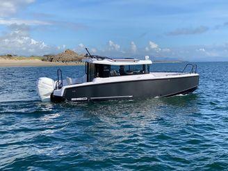 2021 Xo Boats 260 Cabin OB