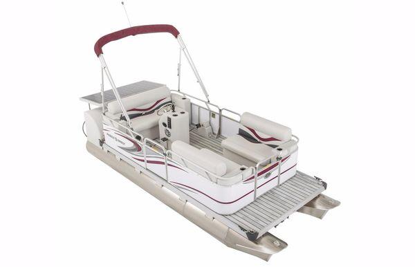 2018 Qwest Paddle 616 Family Cruise