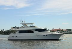 2007 Symbol 71 Flush Deck Motor Yacht