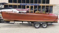 1942 Chris-Craft Utility De Luxe