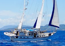 1995 Nauticat 44