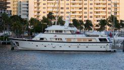 1992 Cheoy Lee Motor Yacht