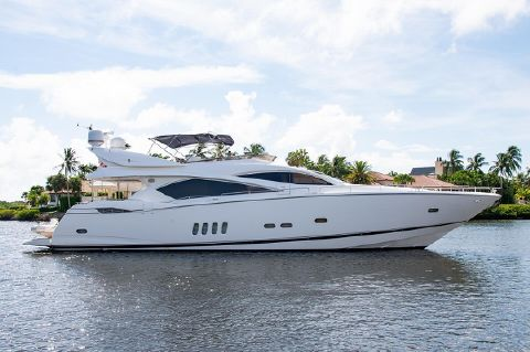 2005 Sunseeker Manhattan 82 - My Medicine