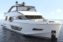 2020 Ocean Alexander 84R Motoryacht Open