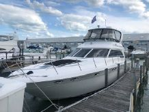 2001 Sea Ray 480SEDANBRIDGE