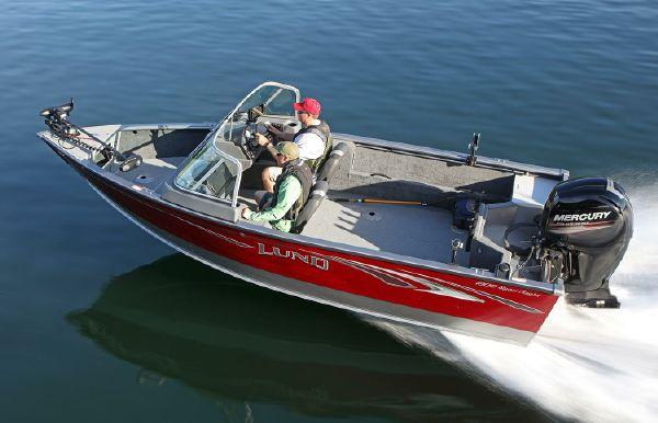 2018 Lund 1800 Sport Angler