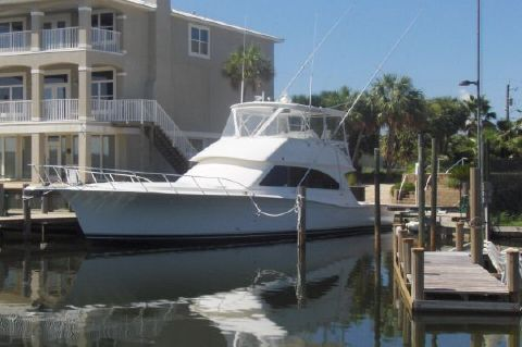 2001 Egg Harbor Sportfish - Profile