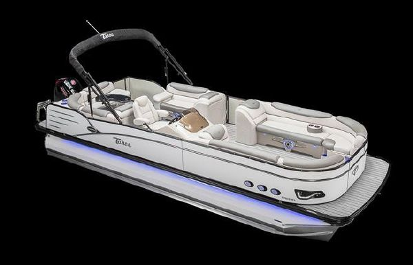 2018 Tahoe Pontoon Cascade Cruise Elite - 25'