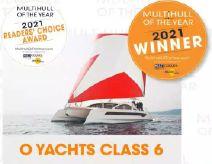 2021 O Yachts Class 6
