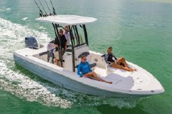 2021 Robalo 226 Cayman
