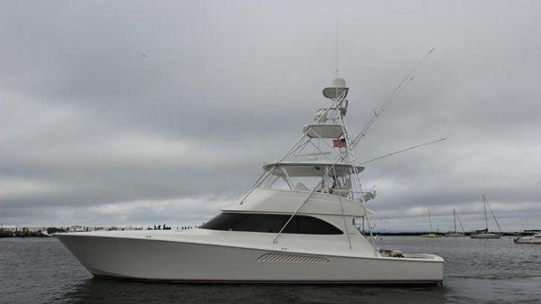 Viking 60 Convertible Profile