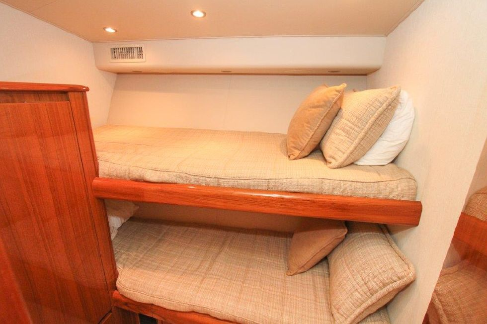 2010 Viking 60 Convertible - Guest Stateroom, Forward Port