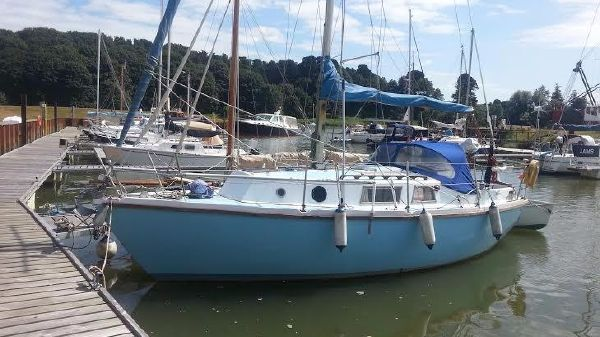 Colvic 26 Yacht General view.