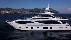 2017 Princess 95 Motor Yacht