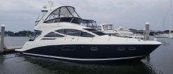 2012 Sea Ray 450 Sedan Bridge