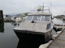 1997 Abd 30' Aluminum Catamaran Workboat