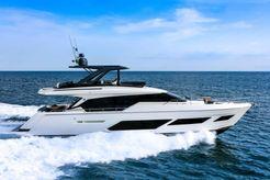 2022 Ferretti Yachts 720