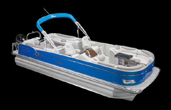2018 Tahoe Pontoon Cascade Quad Lounge - 23'
