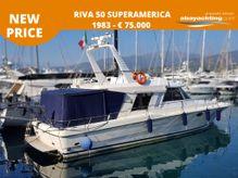 1983 Riva Superamerica 50