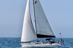 2001 Cs Canadian Sailcraft 40'