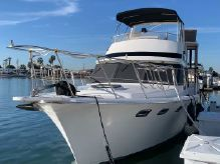 1987 Marine Trader Motor Yacht