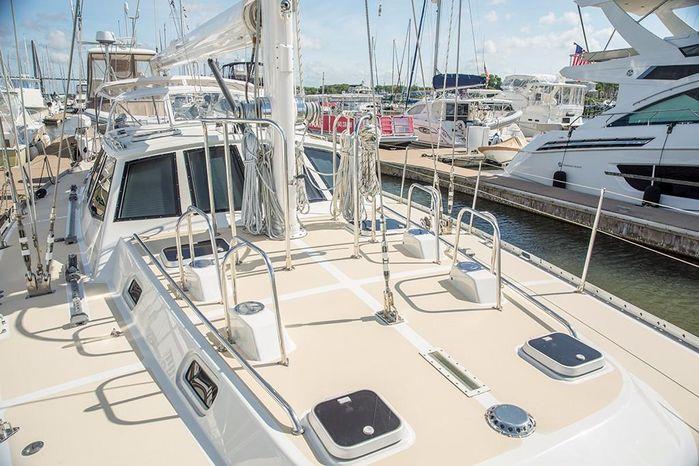 1999 Tayana BoatsalesListing Rhode Island