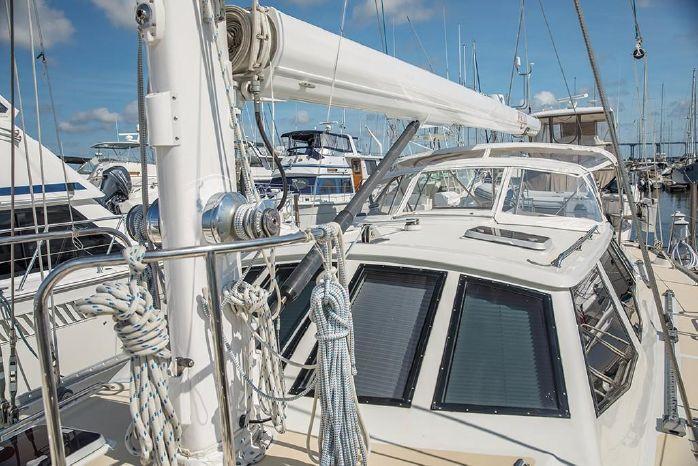1999 Tayana BoatsalesListing Massachusetts